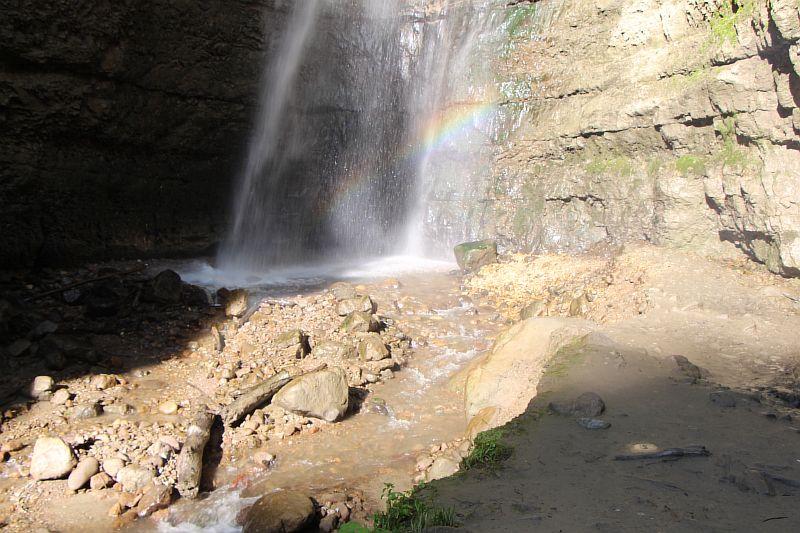 Малый Чегемский водопад - Адай -Су КБР