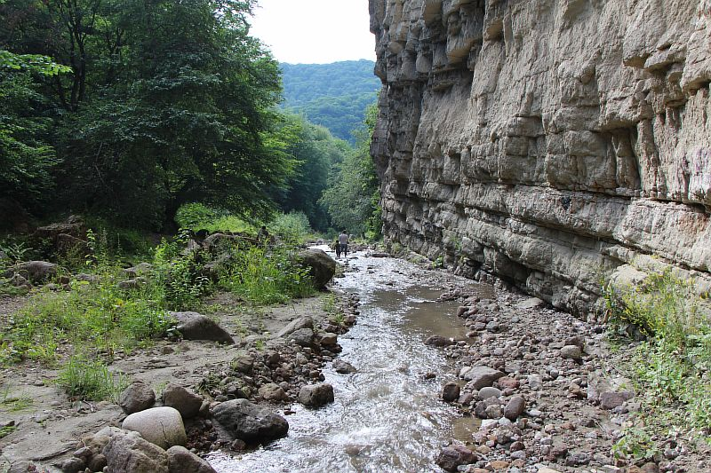 Река Адайсу.