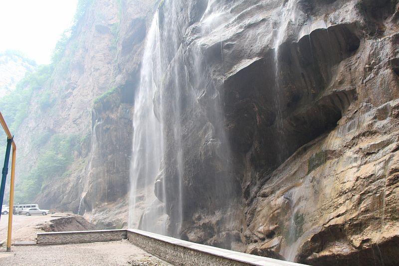 Чегемские водопады фото