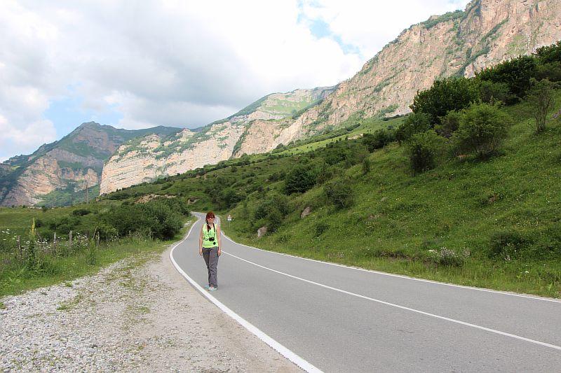 Черекское ущелье в Кабардино Балкарии.