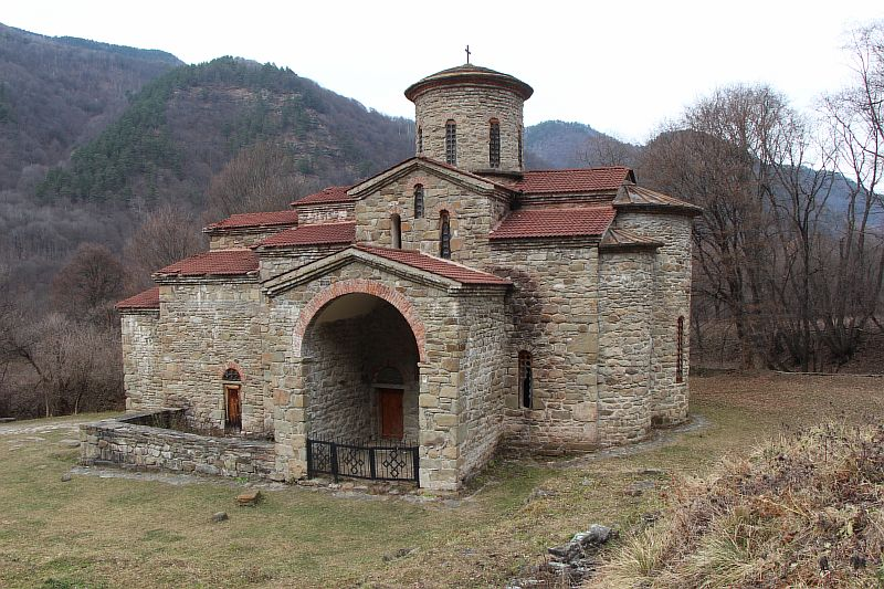 Аланский храм