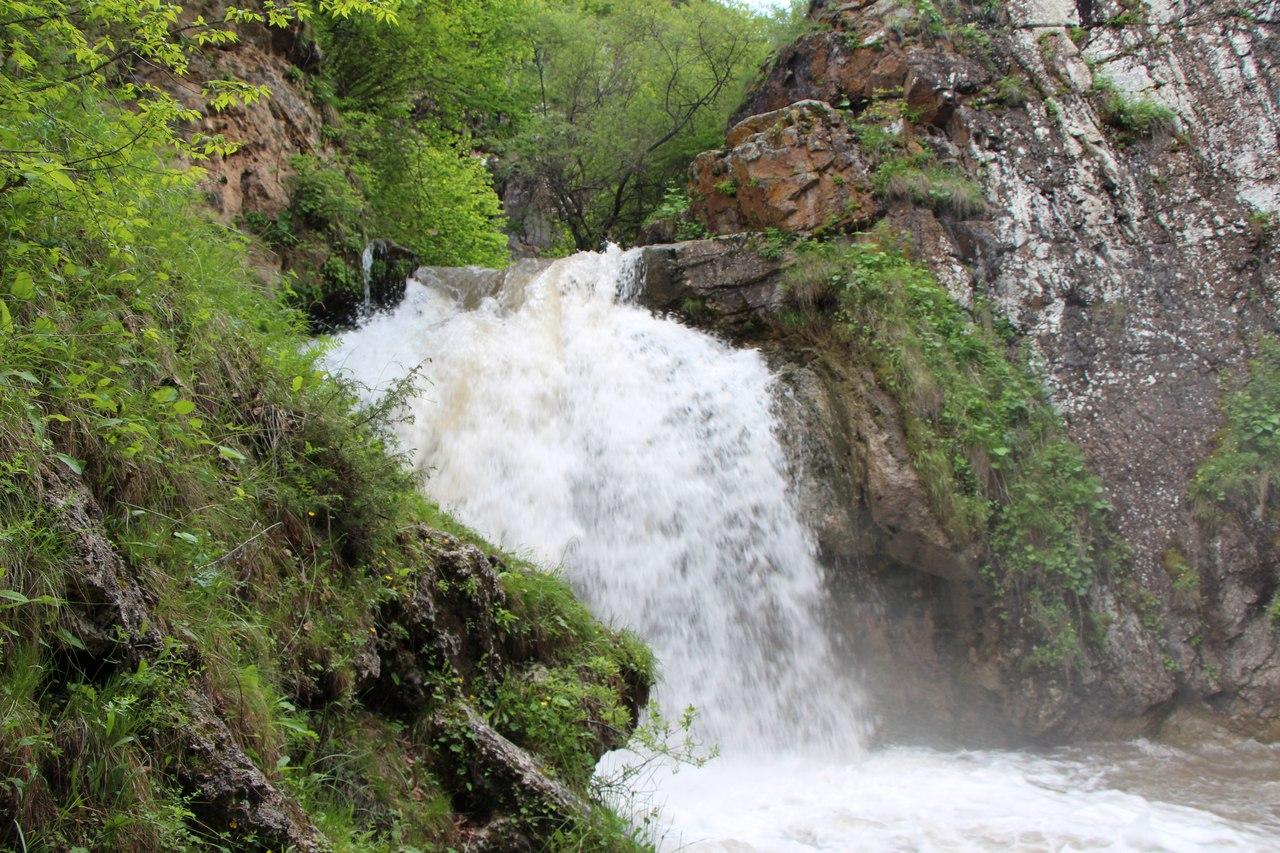 Водопад Чертова мельница.