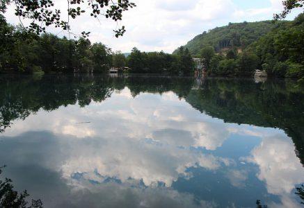 Фотографии с Голубых озер КБР
