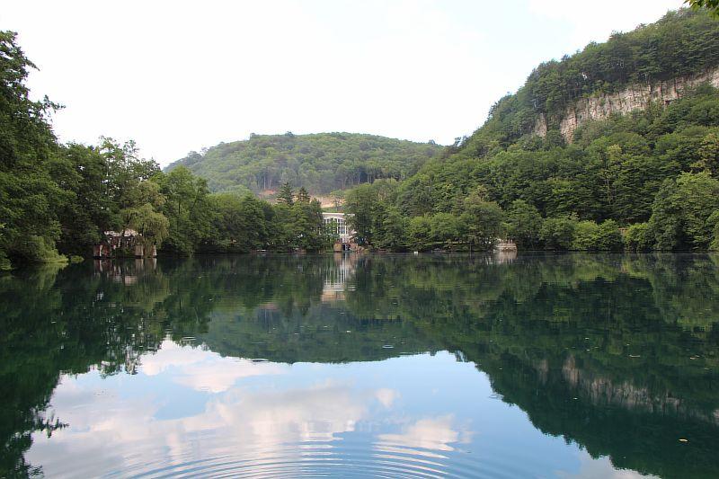 Голубое озеро Церик-Кель КБР.