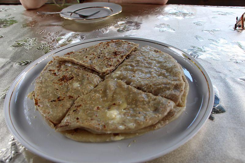 Кавказская кухня - хычины.