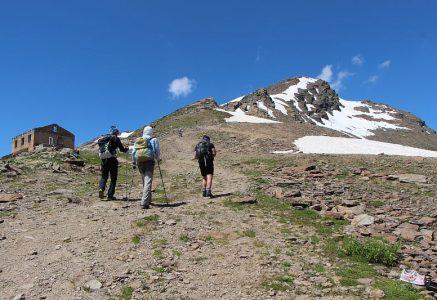 Гора Чегет фото.