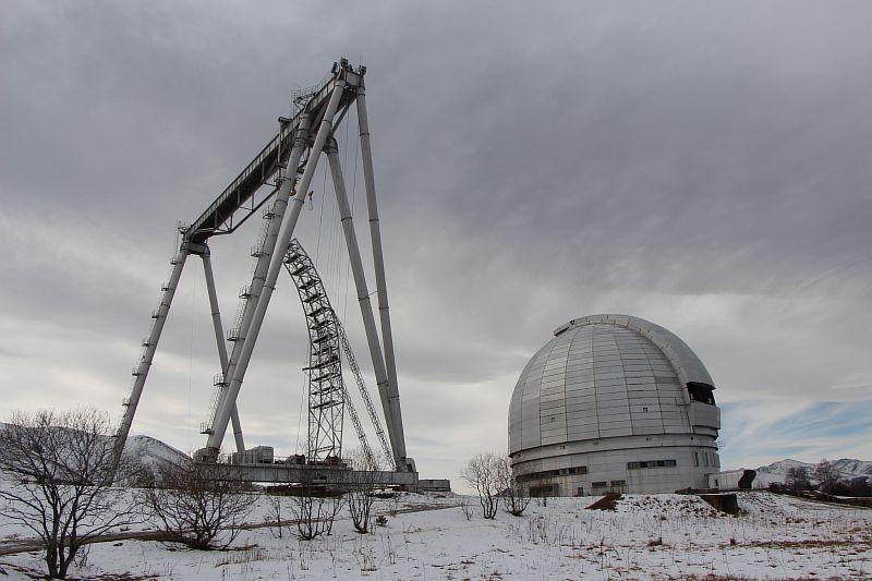 Телескоп БТА
