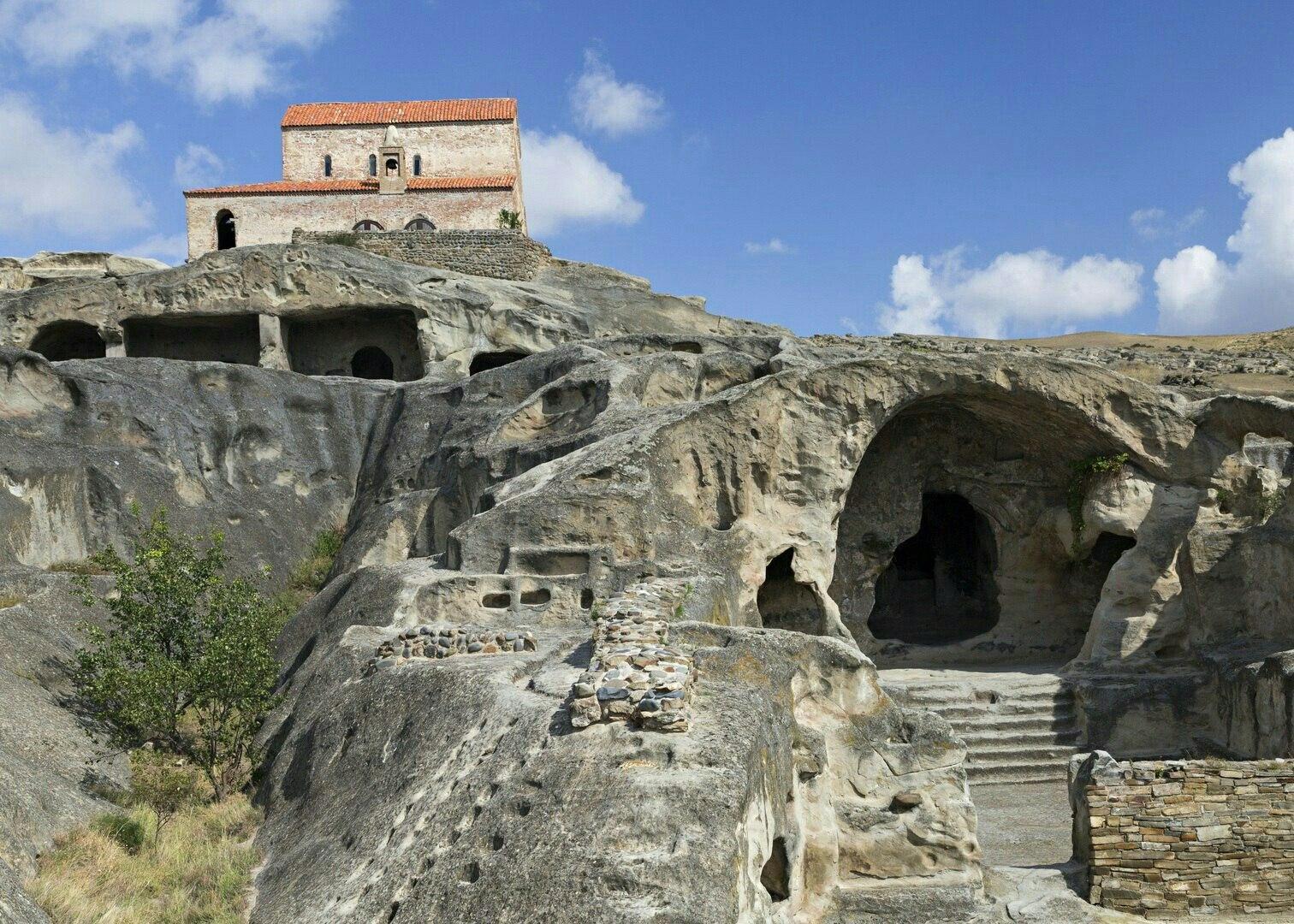 Уплисцихе (крепость владыки)