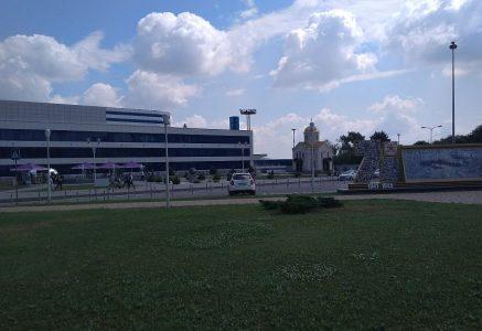 Как добраться из аэропорта Минеральных Вод в Астрахань.
