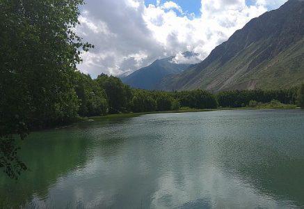 Комсомольское озеро фото