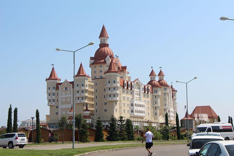 Отель Богатырь.
