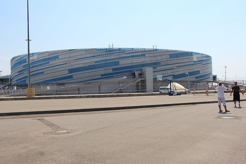Спортивный комплекс Шайба.