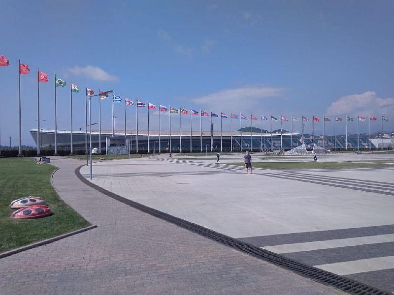 Площадь Медаль Плаза.
