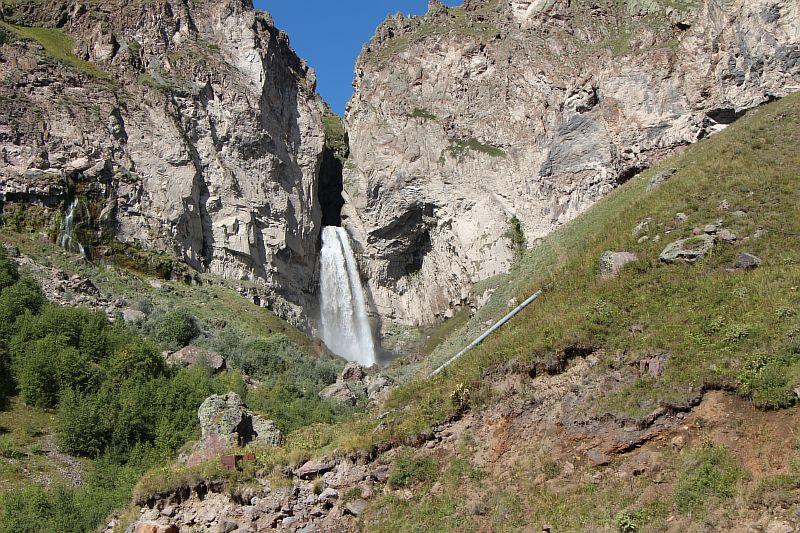 Водопад Султан.