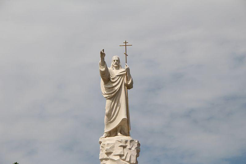 Образ Воскресшего Христа.
