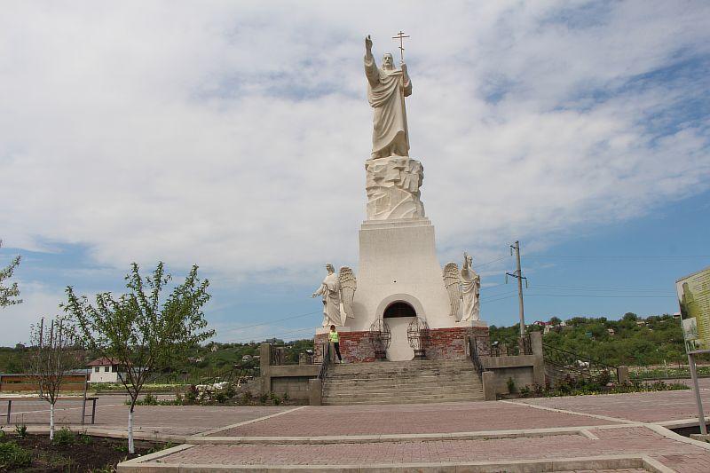 Статуя Христа.