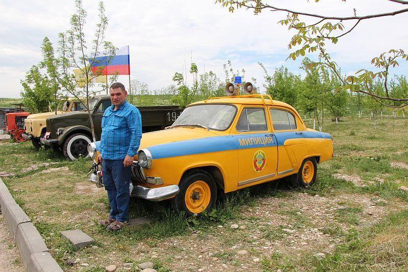 Советский автопром.
