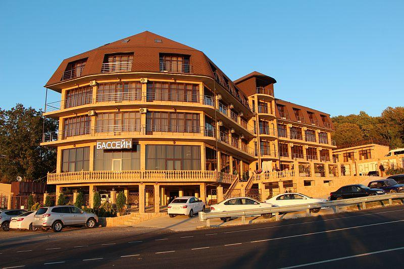 Отель Лайт Хаус.