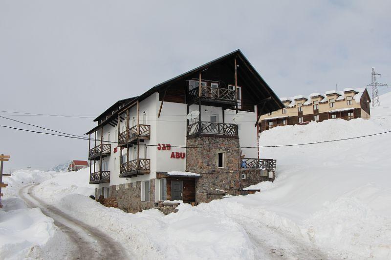 Абу отель.