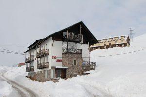 Абу отель, Альпина.