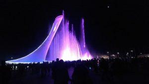Экскурсия по вечернему Олимпийскому парку и Шоу Фонтанов.
