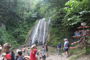 Экскурсия в Сочи на 33 водопада.