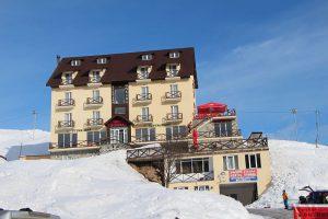 Отель Доната.