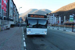 Автобус Сочи - Роза Хутор.