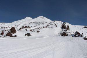 Трассы на Эльбрусе