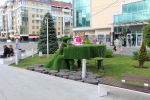 Обзорная экскурсия по Ставрополю
