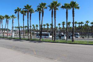 Конечная остановка Имеретинский курорт