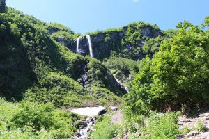 Водопад Поликаря.