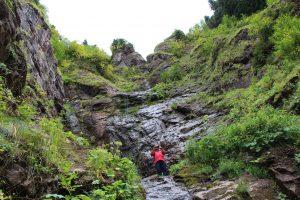 Казачий водопад.