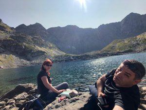 Аркасарское озеро.