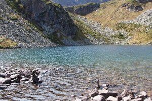 Озеро Рыбка.