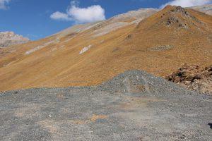 Перевал Федосеева.