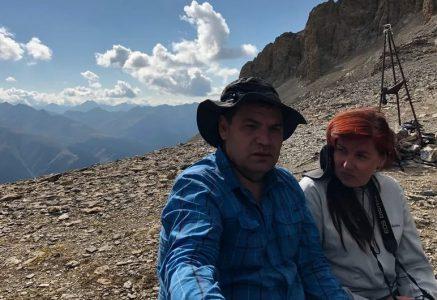 Наш поход на перевал Федосеева