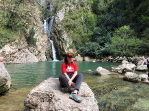 Водопад Слезы Прометея