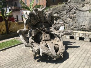 Скульптуры Гиви Смыра