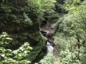 Гуамское ущелье.