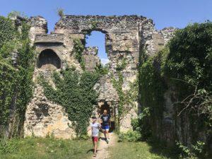 Замок князей Чачба