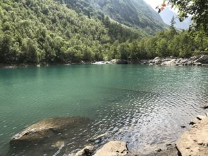 Второе Бадукское озеро
